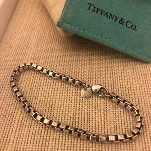 Tiffany & Co. Venetian Link SS Bracelet
